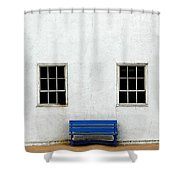 Downtown America Shower Curtain