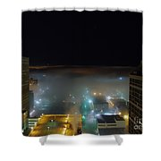downtown Calgary2 Shower Curtain