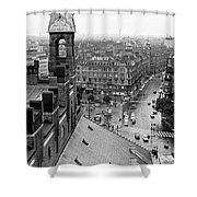Downtown Kobenhavn  Shower Curtain