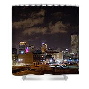 Downtown New Orleans Shower Curtain