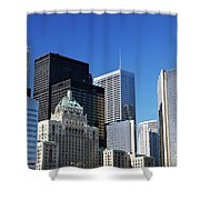Downtown Toronto Shower Curtain