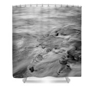 Dp Stone Impressions 27 Shower Curtain