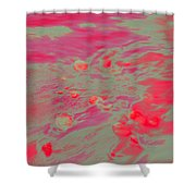 Dp Stone Impressions 6 Shower Curtain