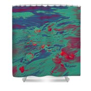 Dp Stone Impressions 7 Shower Curtain