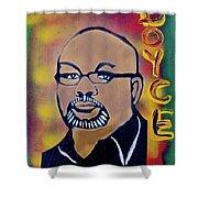 Dr. Boyce Watkins Shower Curtain