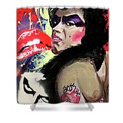 Dr. Frank N. Furter Shower Curtain