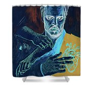 Dr. Shower Curtain