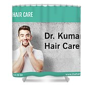 Dr. Kumar's Hair Care Clinic, Hair Transplant Services, Hair Transplant Doctors Shower Curtain