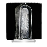 Dr Price's Delicious Flavoring Extracts Shower Curtain