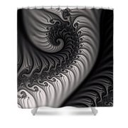 Dragon Belly Shower Curtain