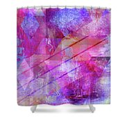 Dragon's Kiss Shower Curtain