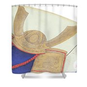 Drawing For Boys Anniversery In May In Japan, Tole And Decorativ Shower Curtain