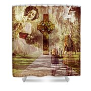 Dream 1 Shower Curtain