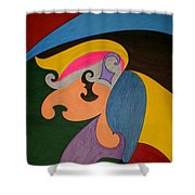 Dream 319 Shower Curtain