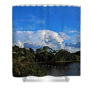 Dream A Little Daydream Shower Curtain