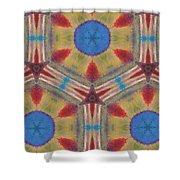 Dream Catcher IIi Shower Curtain