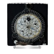 Dream Catcher Time Shower Curtain
