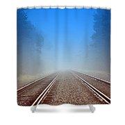 Dream Destination Shower Curtain