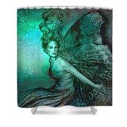 Dream Fairy Shower Curtain