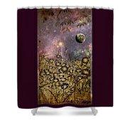 Dream Garden Shower Curtain