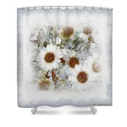 Dream Of Marguerite Shower Curtain