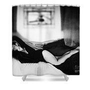 Dream Of Us Shower Curtain