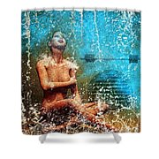 Dream Of Water Shower Curtain