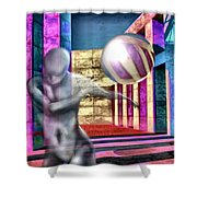 Dream Play Shower Curtain
