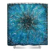 Dream Realm Shower Curtain