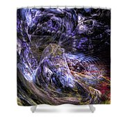 Dream Scene Shower Curtain
