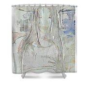 Dream Stranger Shower Curtain