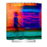 Dream Stroll Shower Curtain