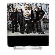 Dream Theater Shower Curtain