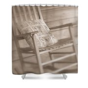 Dream Time Shower Curtain
