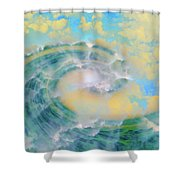 Dream Wave Shower Curtain