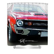 Amx Frontal Shower Curtain