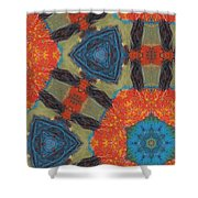 Dreamcatcher II Shower Curtain