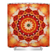 Dreaming Shower Curtain by Bell And Todd
