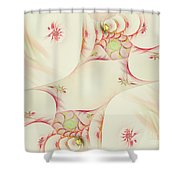 Dreaming Fantasy Shower Curtain