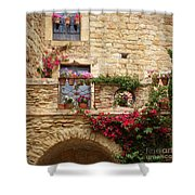 Dreaming Of Spain Shower Curtain