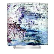 Dreaming River Shower Curtain