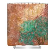 Dreaming Tree Shower Curtain