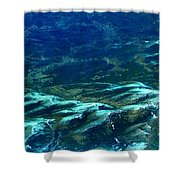 Dreaming World Shower Curtain
