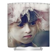 Dreams In Tulle 2 Shower Curtain