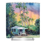 Dreams Of Kauai Shower Curtain