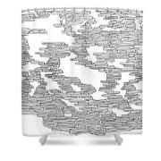 Dreams Shower Curtain