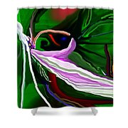 Dreamscape 062410 Shower Curtain