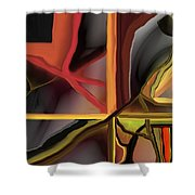 Dreamscape 062510 Shower Curtain