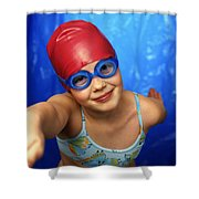 Dreamstime Shower Curtain