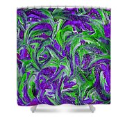 Dreamweaver-c Shower Curtain